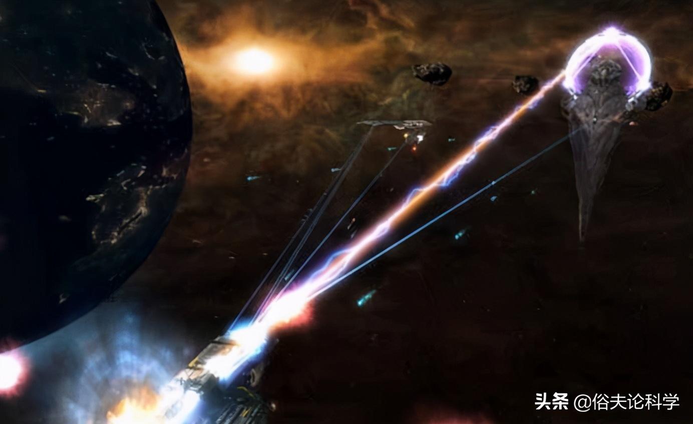 """宇宙中的""""神級文明""""有多可怕?能輕易摧毀銀河系,他們在哪?"""