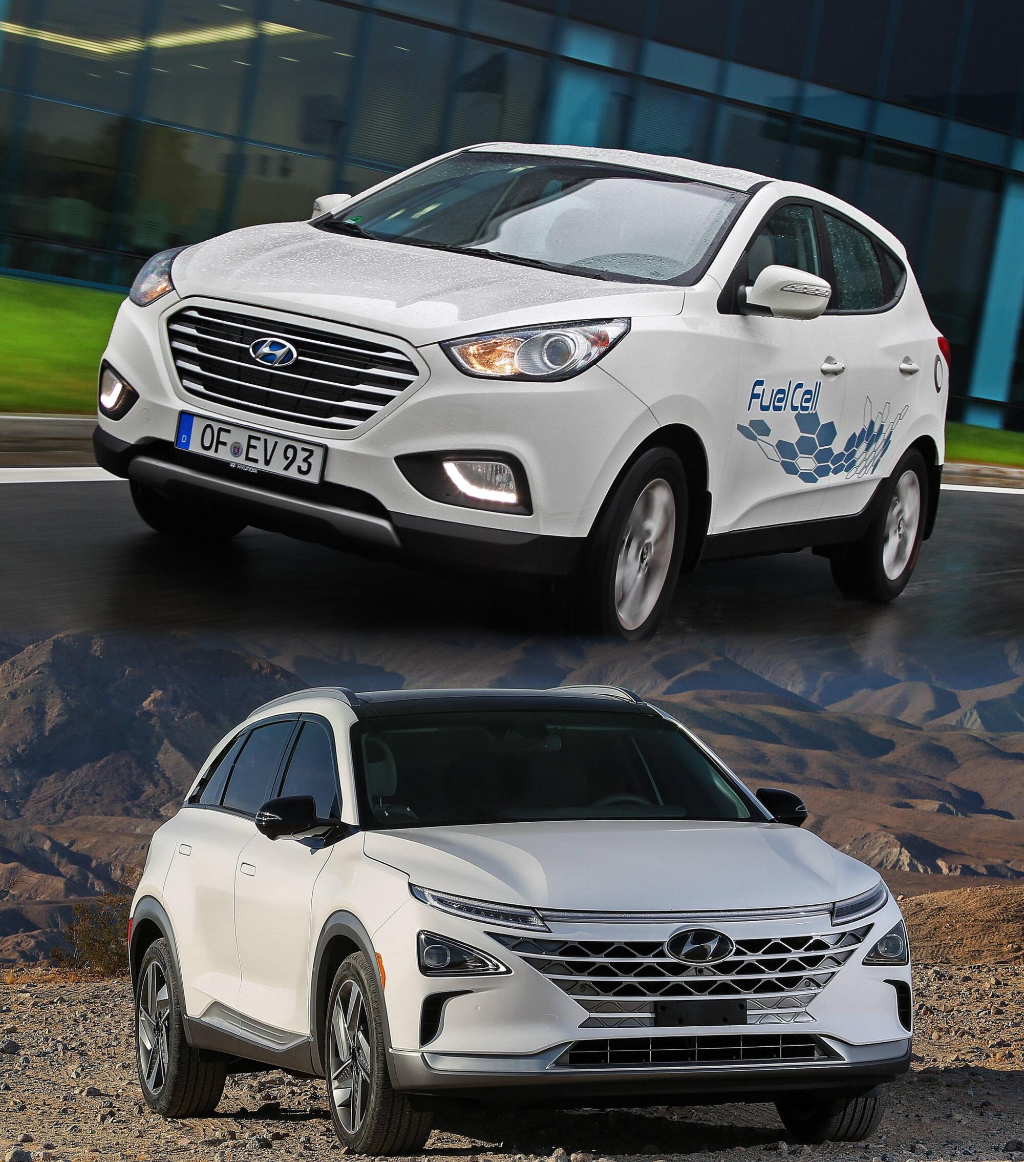 现代汽车征战新能源动力,推出专用氢品牌——HTWO