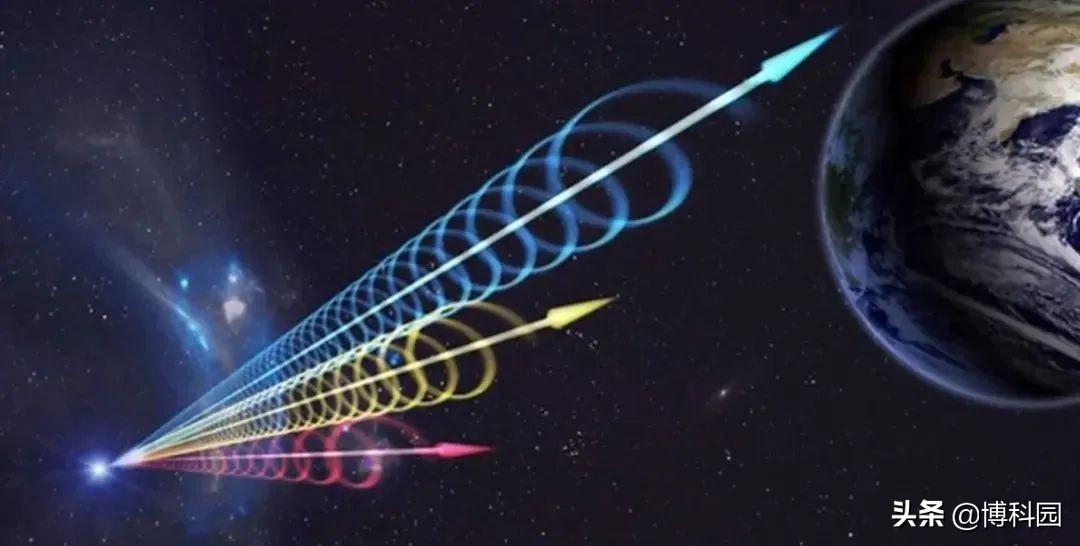 最新发现一个射电星系:大小超过30万光年,比银河系还大3倍