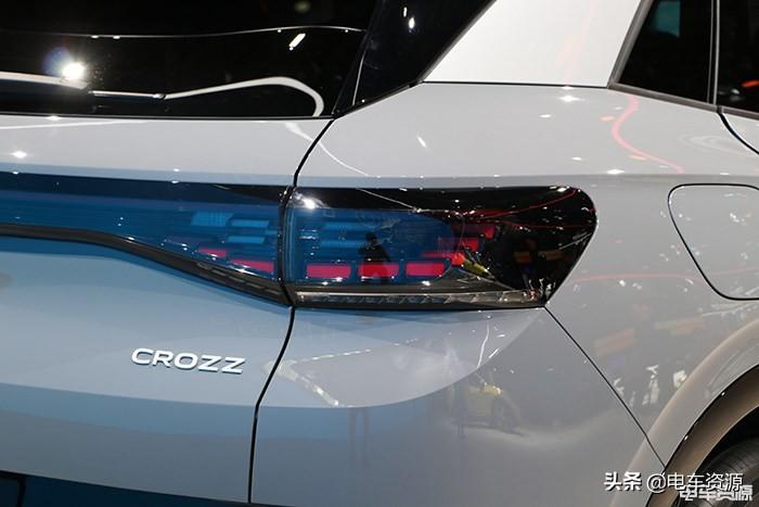 大家都关注的这款车,实力如何?体验大众ID.4 CROZZ
