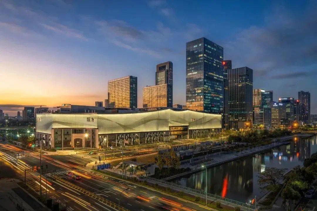 92岁的日本百货巨头为何在中国宁波开出海外首家奢侈品百货?