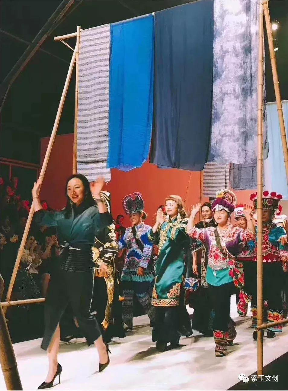 """上海时装周┃我从远方来 赴你""""彝""""面之约"""