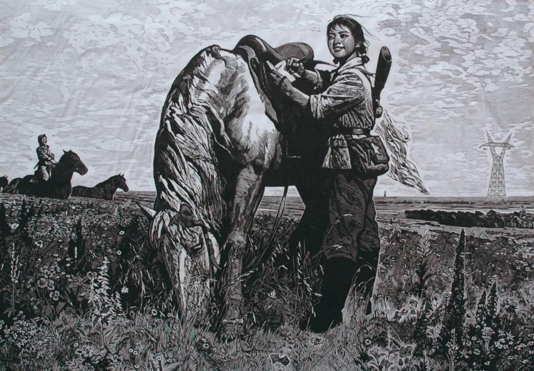 林木谈川渝两地美术生态