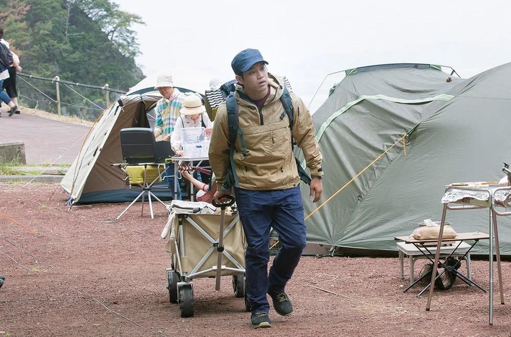 露营,又一个冲出小众圈的Z世代消费场