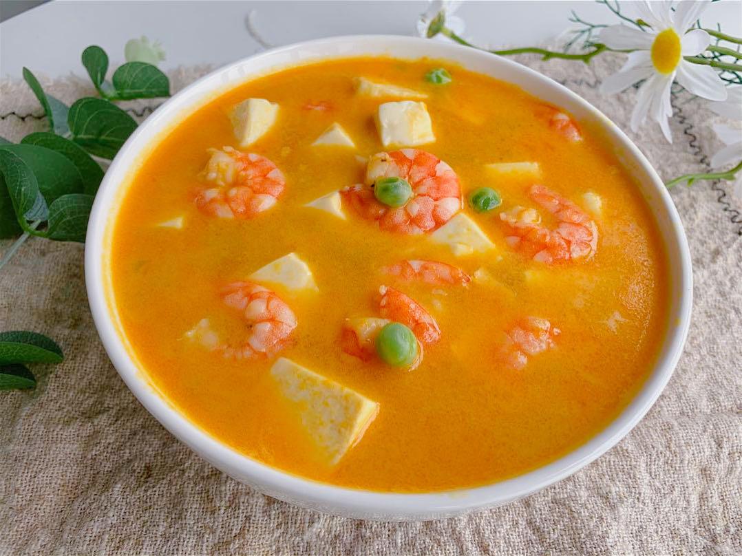 豆腐和它天生一對,用來煮湯,低脂高蛋白,女人多吃不長胖