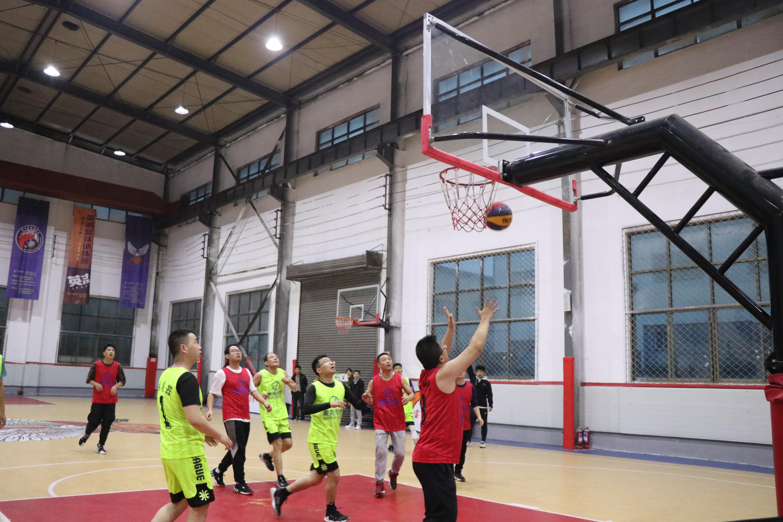 """不可阻""""篮"""",麦克传感第二届职工篮球比赛圆满落幕"""
