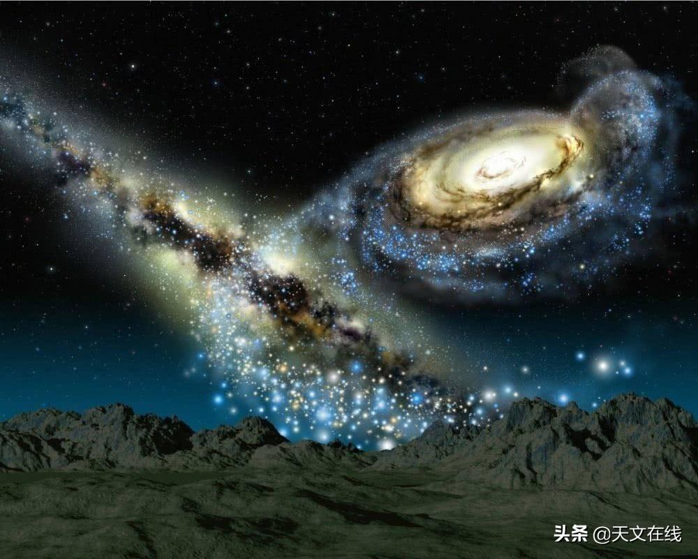 恒星爆炸?合并?星系风到底怎么来的?