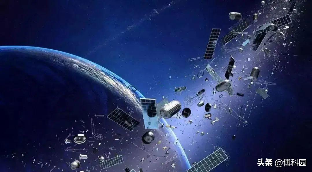 人类产生的太空垃圾这么多,如何才能减少空间碎片的碰撞风险?