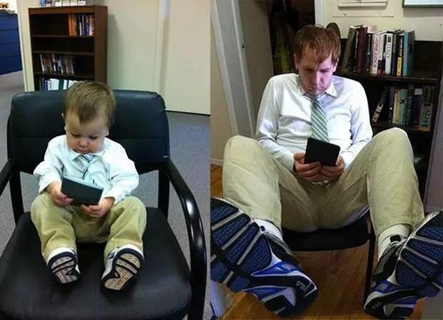 杜江的耐心,嗯哼的暖男气质:有教养的孩子背后是有教养的父母