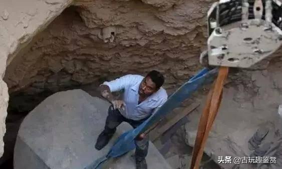 伊拉克修铁路挖出个破罐子,轰动世界,专家说:中国历史或被改写