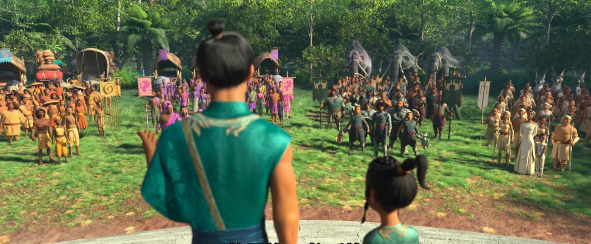 迎合亚洲市场,迪士尼首位东南亚公主来了,《寻龙传说》评价如何