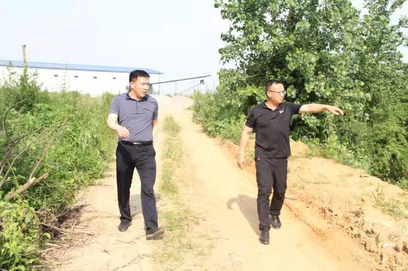 """""""变废为宝""""阳新县开展畜禽养殖污染治理工作"""