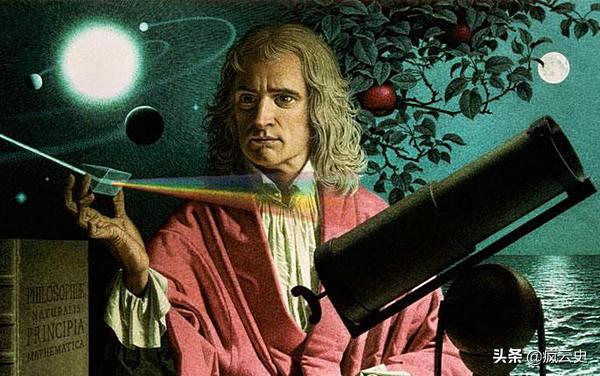 万有引力是谁发现的(牛顿苹果落地的故事)