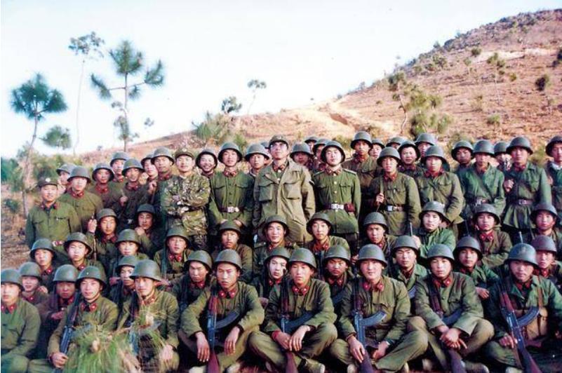 1987年7月,越南国防部派出工作组,到老山前线调查取证
