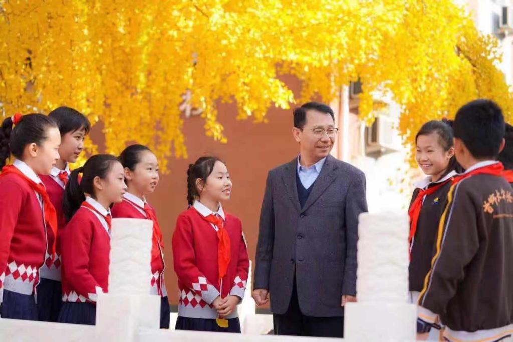 首都师范大学实验小学:实施致远教育 培养蓬勃少年