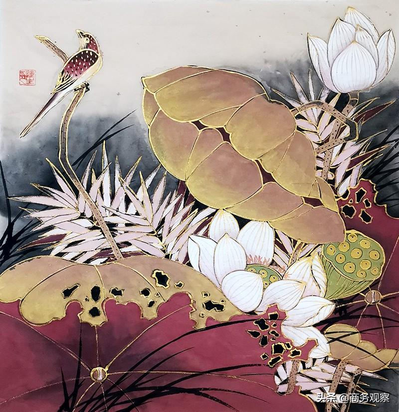 《时代复兴 沧桑百年》全国优秀艺术名家作品展——刘连生