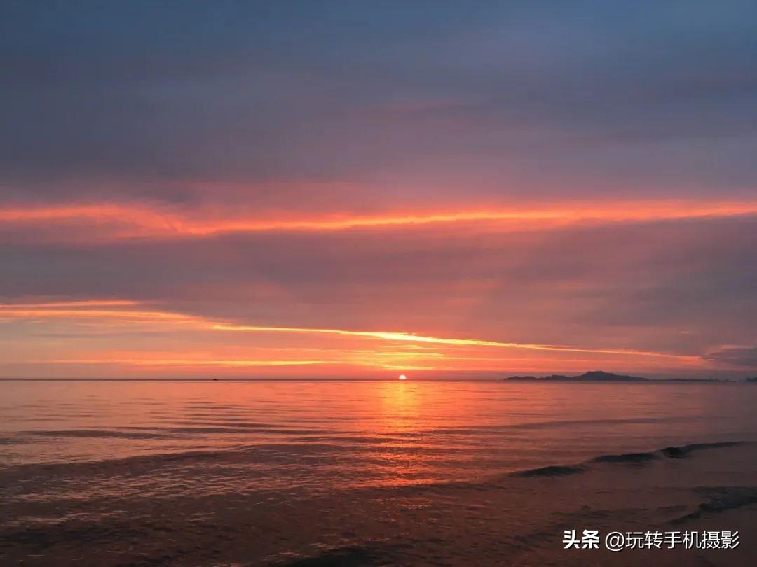 海边这样拍,绝对让人眼前一亮
