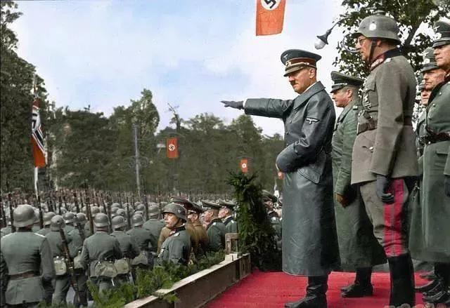 德国军装为何这么帅?解密德军军装设计过程