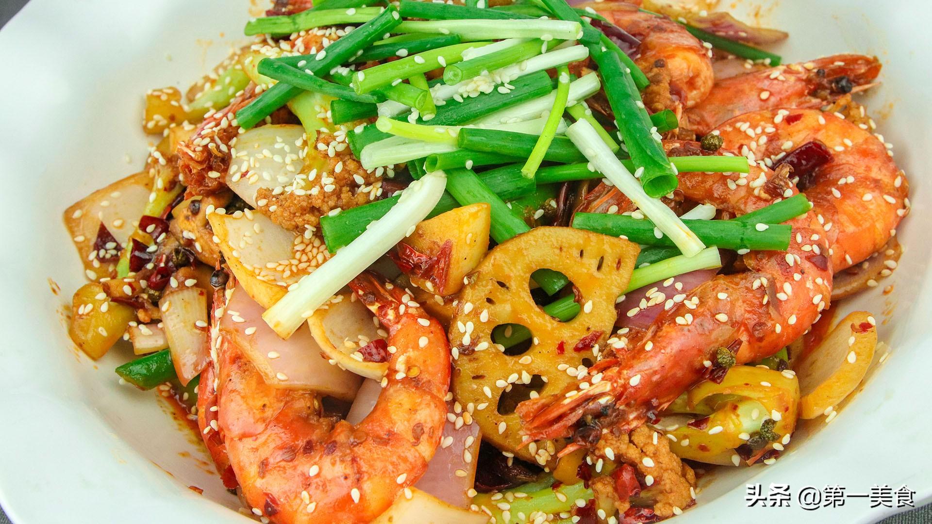 麻辣香锅怎么做才好吃 学会这个技巧 色泽鲜艳好吃