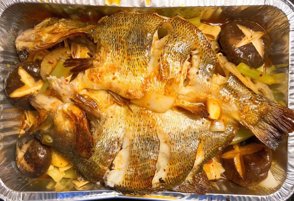 在家里就能做的烤鱼,学会后再也不用去饭店了(建议收藏) 美食做法 第12张