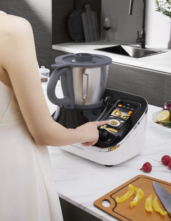 3999 yuan!  Xiaomi's crowdfunding launches cooking robot: the first time a young man cooks?