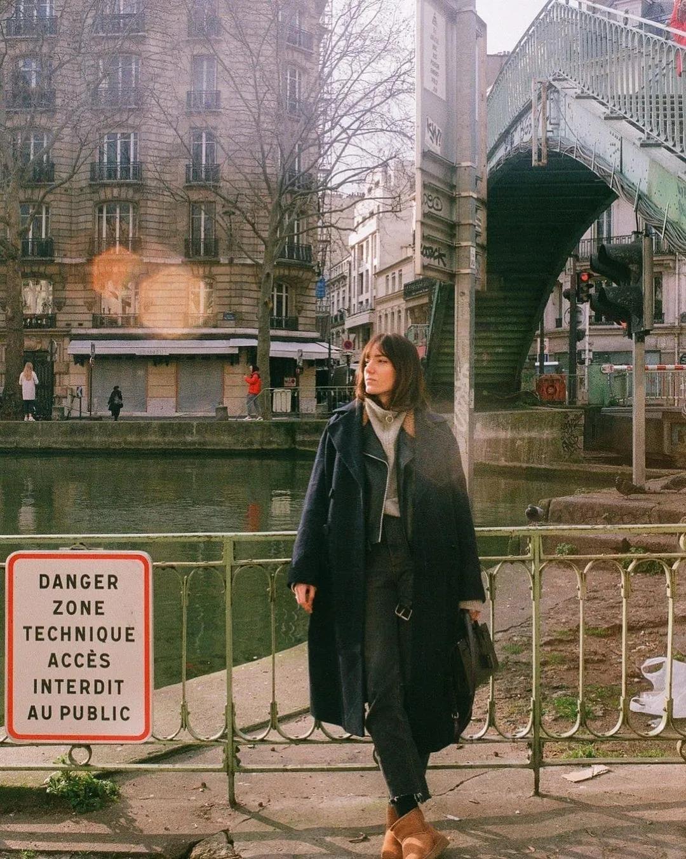 为什么法国女人美得毫不费力,原来她们拍照有这么深的套路