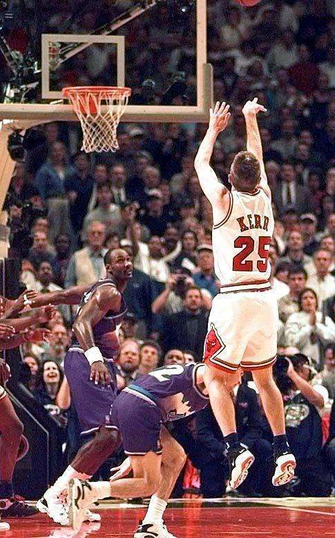 NBA历史最伟大6大进球:乔丹投出世纪绝杀,欧文超级3分带走勇士