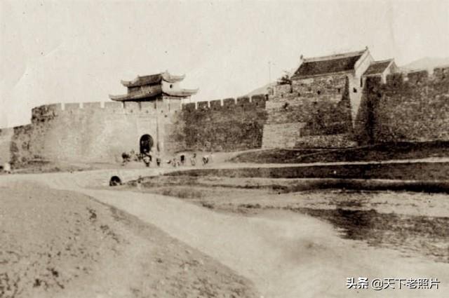 1920年代的江苏连云港影像 古城海州的百姓生活