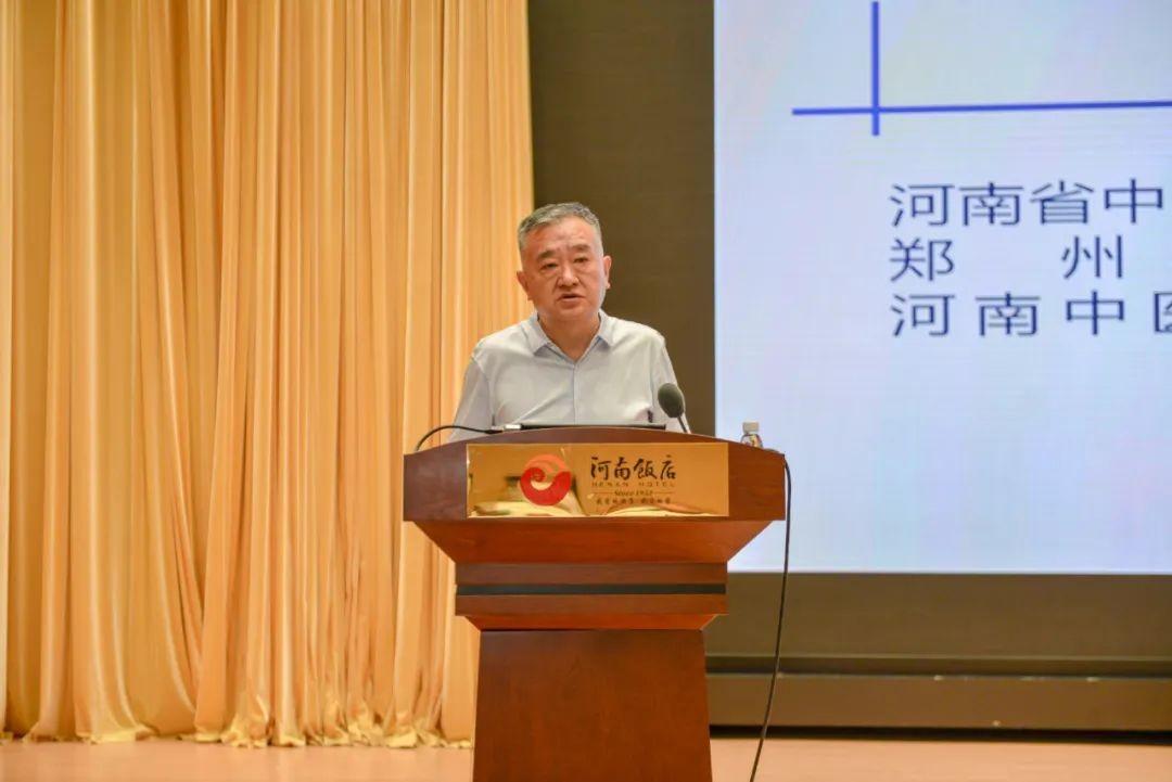 河南成立肛肠学科协同创新共同体 巩跃生教授当选主任委员