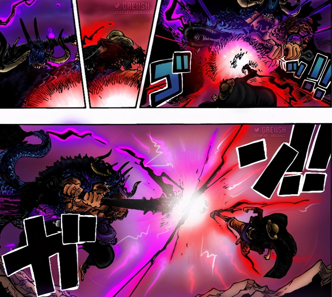 海賊王:路飛在霸王色碰撞中沒輸過,如今拖鞋對大棒,實力大飛躍