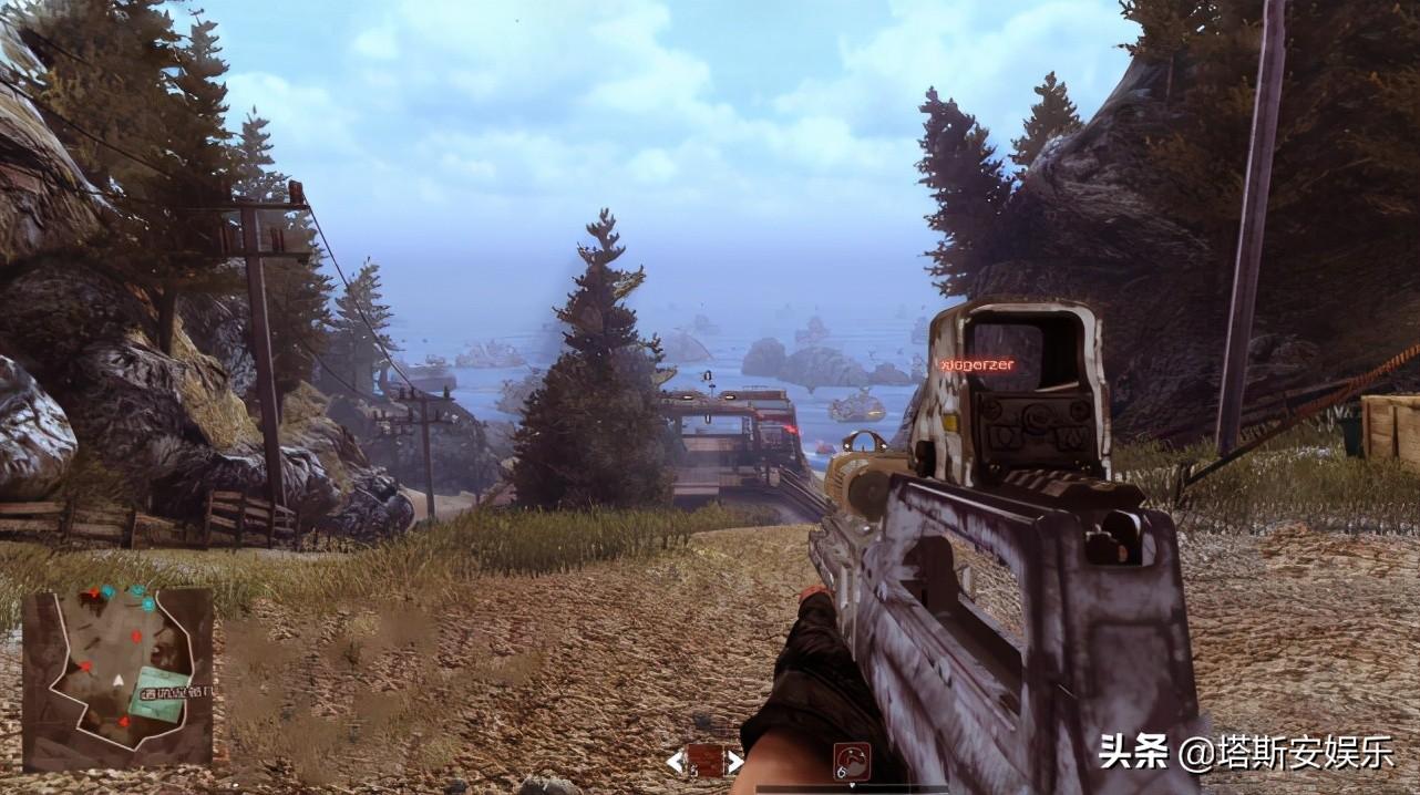 这十大国产射击网络游戏,有的很出色,有的也很可惜
