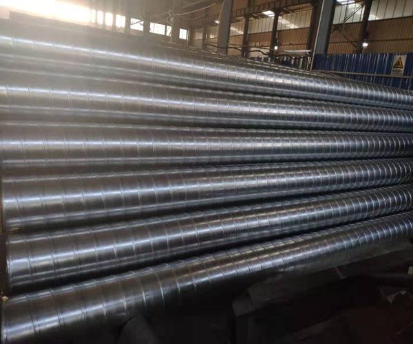 承德白铁螺旋管用什么材料合适?