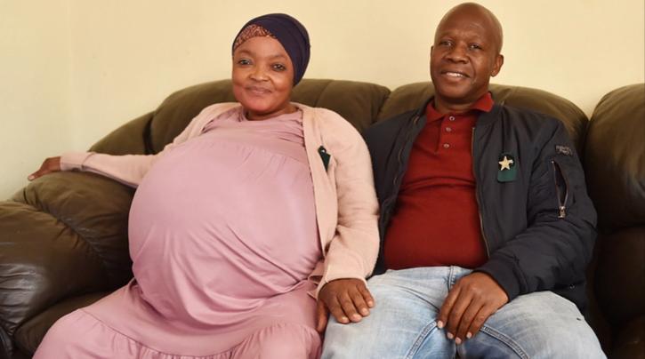 10胞胎!南非妇女或打破吉尼斯世界纪录,接生医生为何忧心忡忡?
