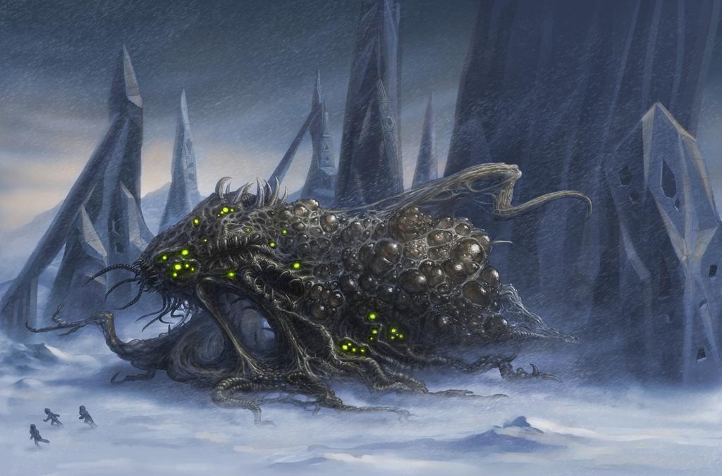 克苏鲁神话生物——修格斯