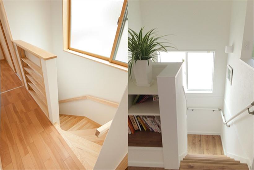 楼梯这位置别再空着,用上这些设计,可置物可办公,提升空间档次