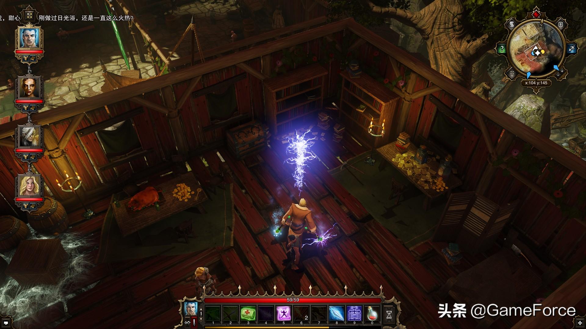 《神界 原罪》强化版评测:2014年最佳PC游戏重制体验