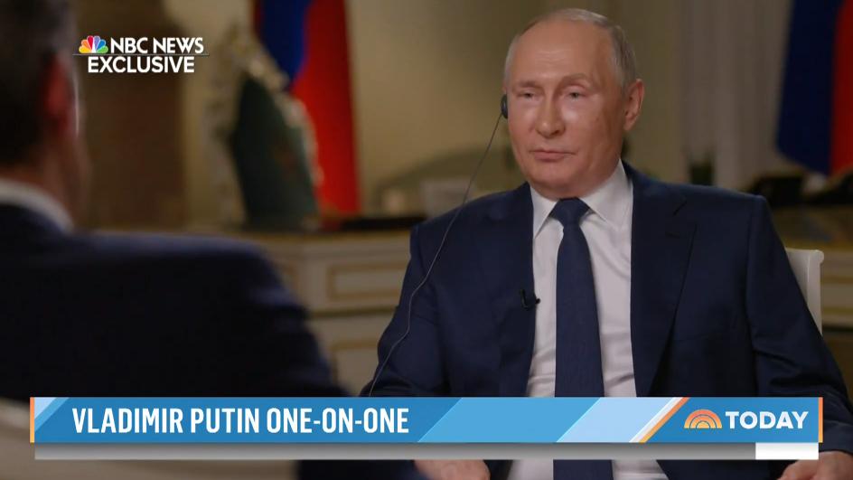 如果中國大陸武統台灣,俄羅斯會怎麼做? 普京的回答引發爭議