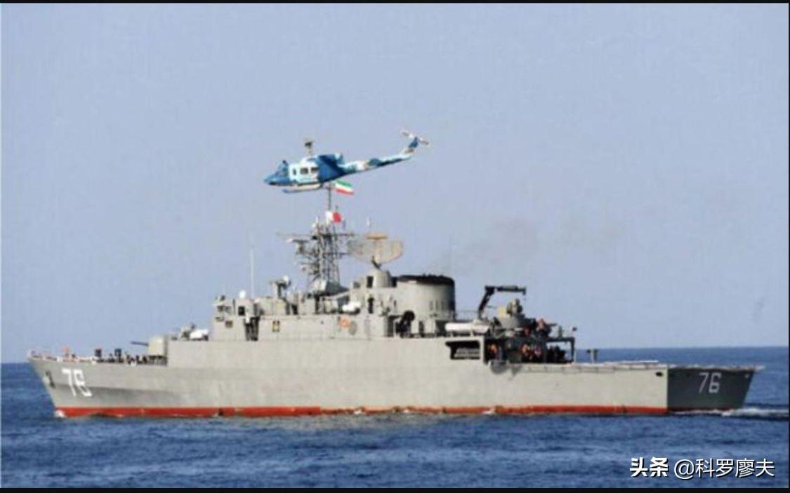 突发!伊朗巨舰着火,反舰导弹自爆,内鬼炸离心机,谁下的黑手?