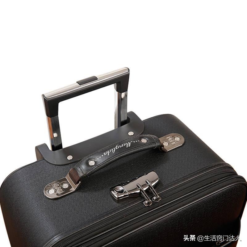 行李箱打不开怎么办(行李箱一侧卡死打不开怎么办)