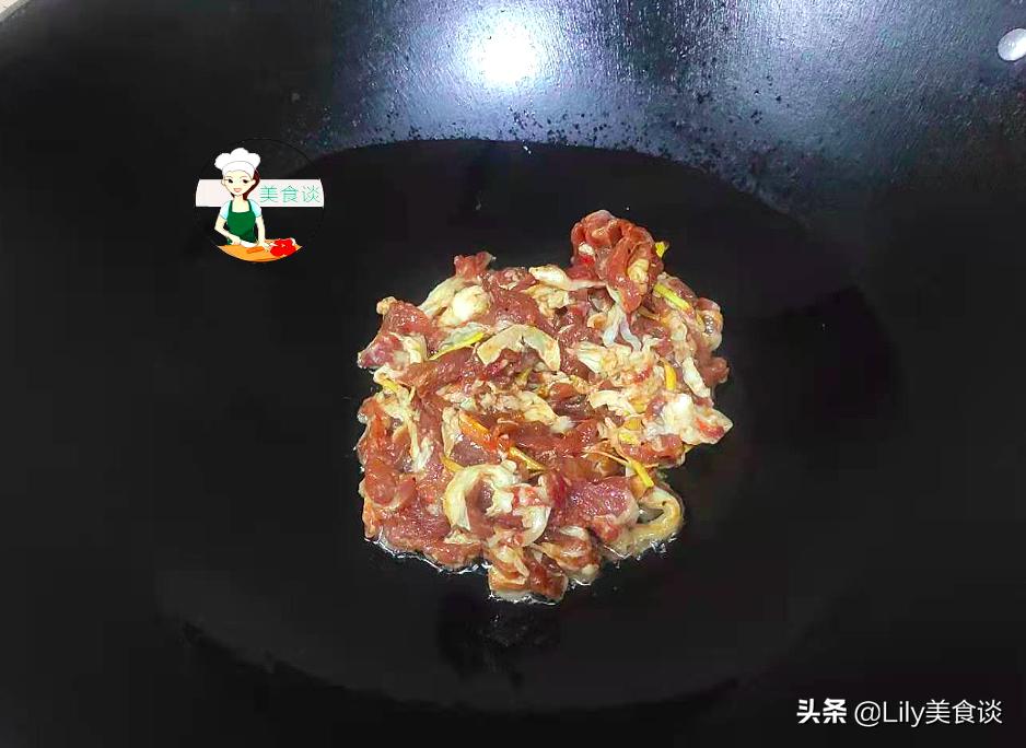 """炒黄瓜时,别直接下锅炒!牢记""""2步骤"""",黄瓜清脆爽口,不出水 美食做法 第7张"""