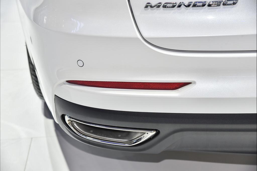 2020款蒙迪歐,為年輕人精心改變,小車也有大空間