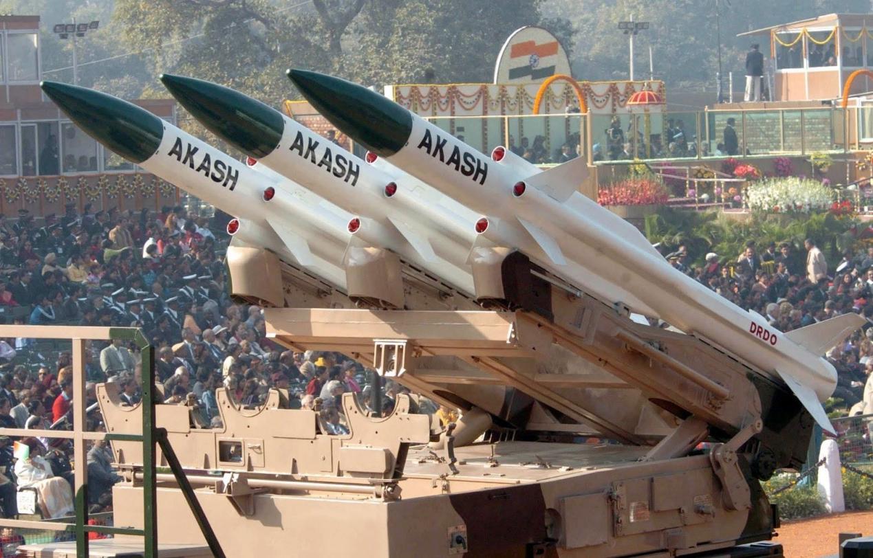 印度公布反导武器细节,印媒:巴导弹会被拦截,除非进口中国导弹