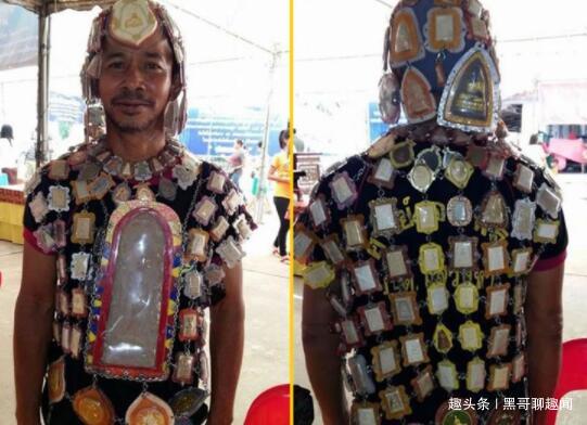 泰国佛牌真的这么灵验?男子一日未穿戴就遭遇车祸而亡