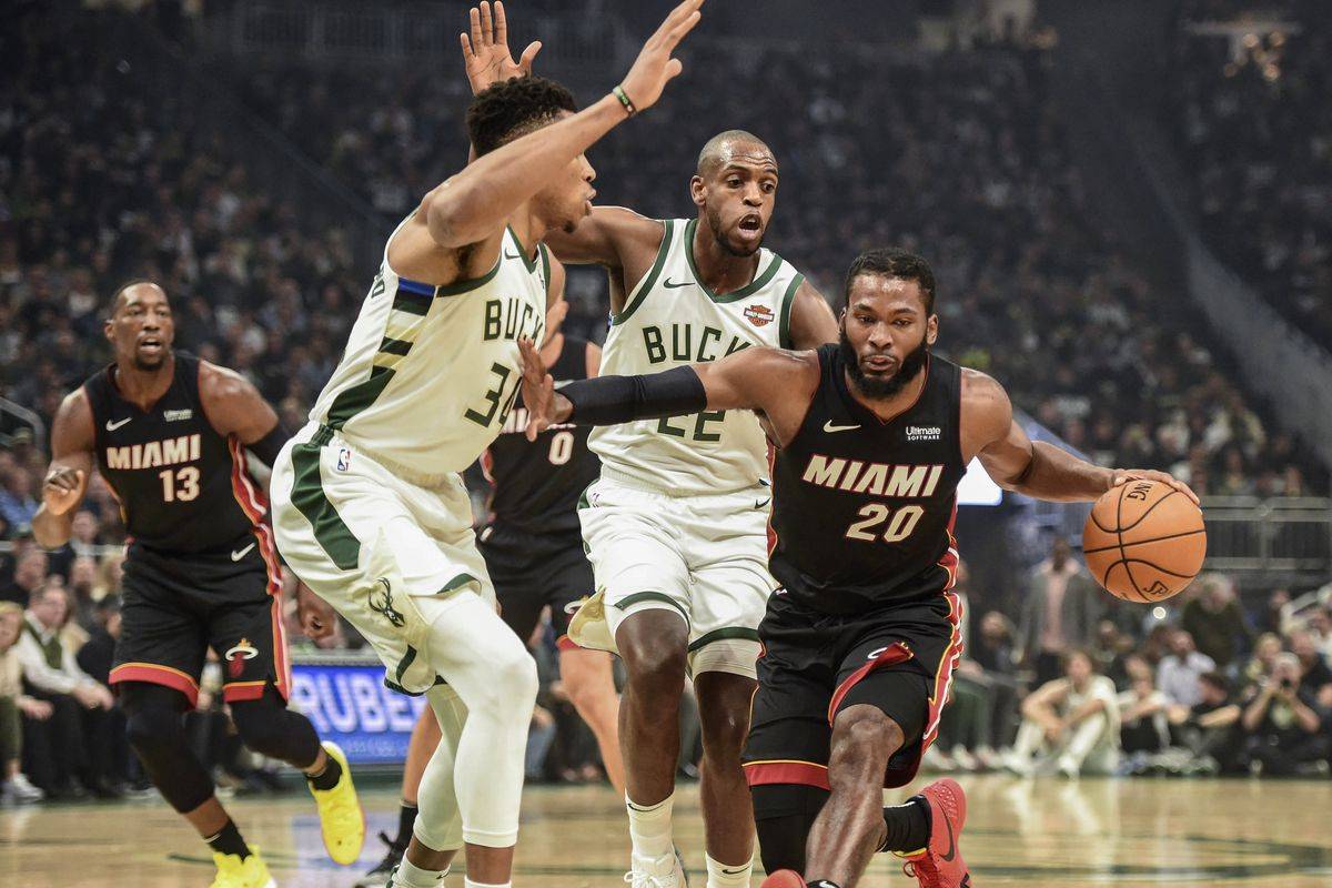 「NBA」东部半决赛:雄鹿vs热火,壕强针锋相对