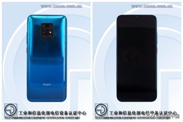 Redmi Note新手机宣布入网许可证:天玑800集成ic适用5G互联网