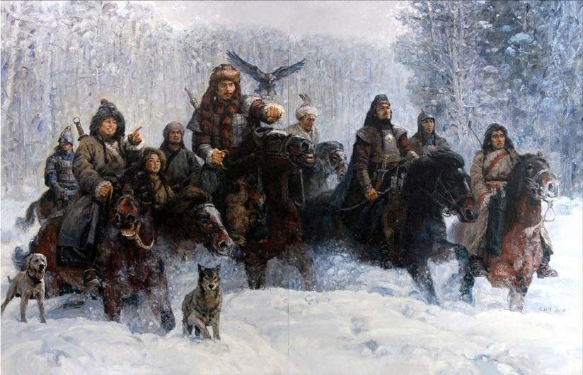 王德恒:早期草原絲路的開辟者,匈奴!考古證明,與漢人同祖同宗