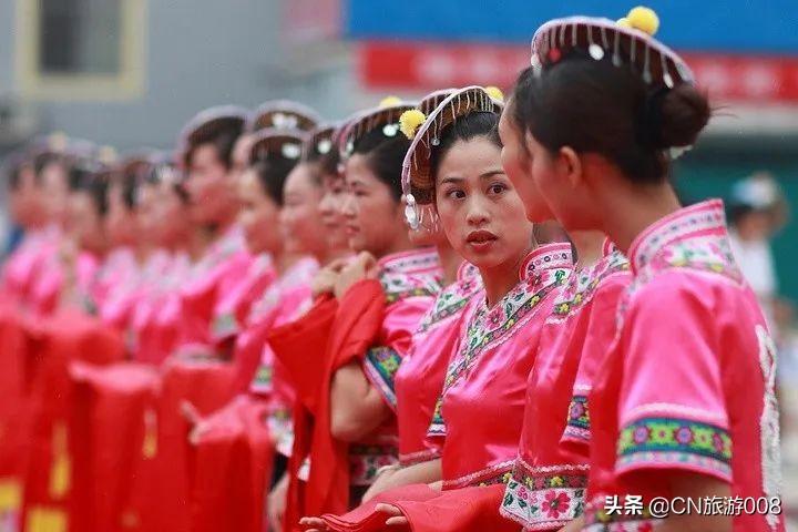 中国56个民族(三十五),毛南族