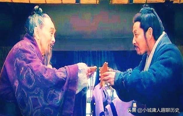 不嫁县长,非把吕雉嫁给无赖刘邦,吕太公为何眼光如此独到
