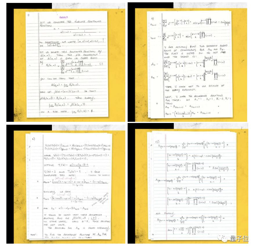 他入狱10年自学数学,如今凭手稿发了篇论文,决定出狱后去考研