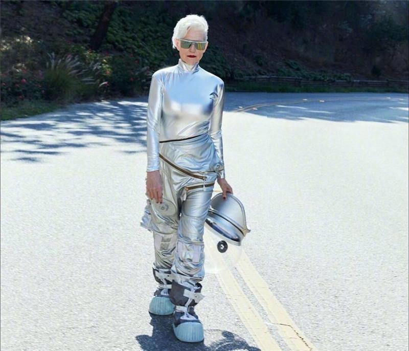 儿子是美国版马云,Maye72岁仍行走在时尚前沿,她神奇在哪?